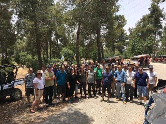 טיול טרקטורונים לקבוצות וארגונים