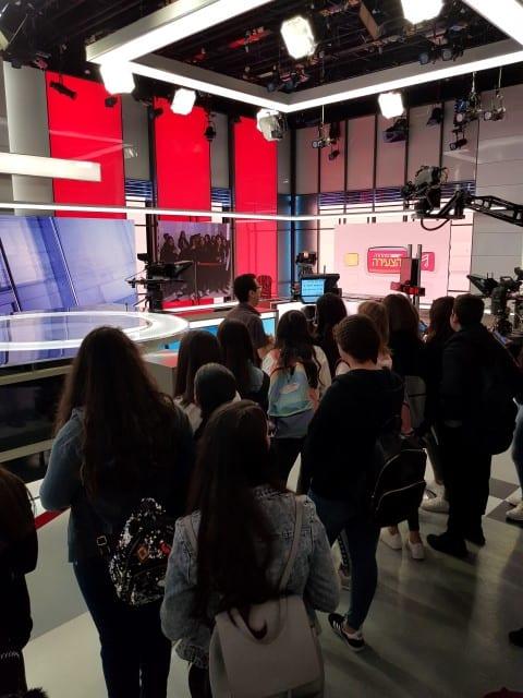 ימי כיף בחדשות ערוץ 2