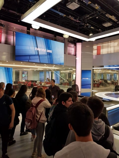 ימי כיף וגיבוש בחדשות ערוץ 2
