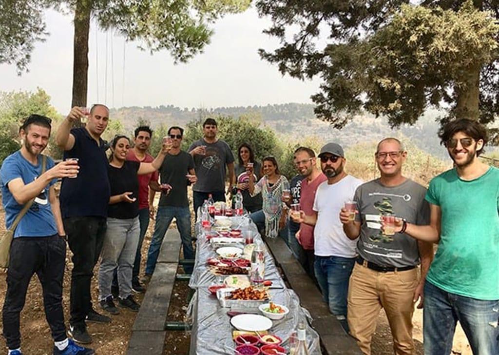 ארוחות בשרים ויין