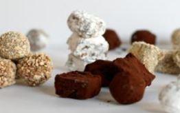 אצבעות שוקולד - סדנת שוקולד