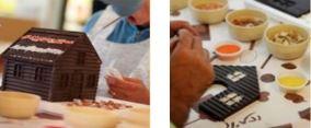 פעילות קבוצתית - סדנאות שוקולד