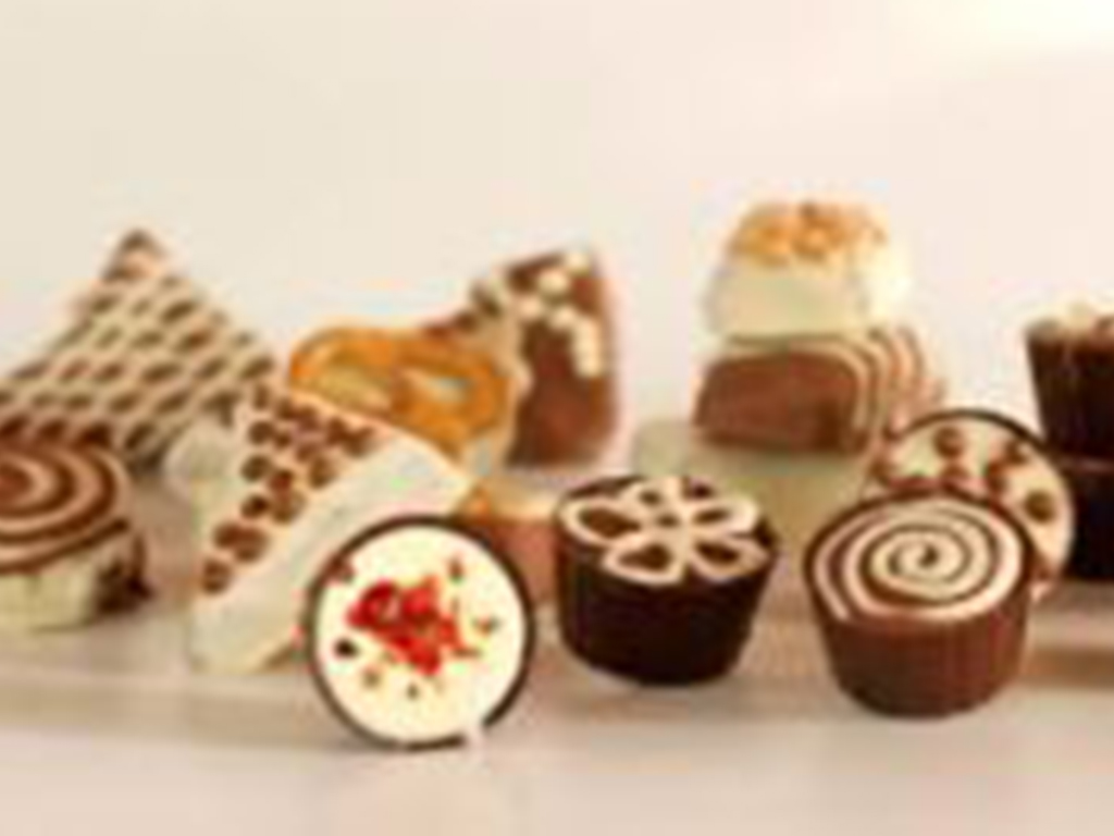 פרלינים שוקולד - סדנת שוקולד